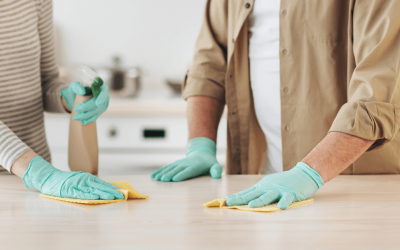 WHO ARE WE? The most detailed cleaning and organizing company in Chicago!