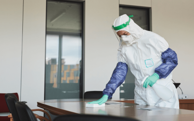How to Deep Clean Your Office (And Keep It Clean)